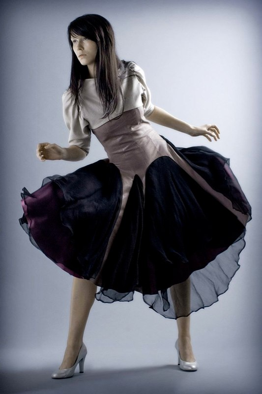 Alja Slemensek - Fashion Collection - Graduate - Elegant Skirt
