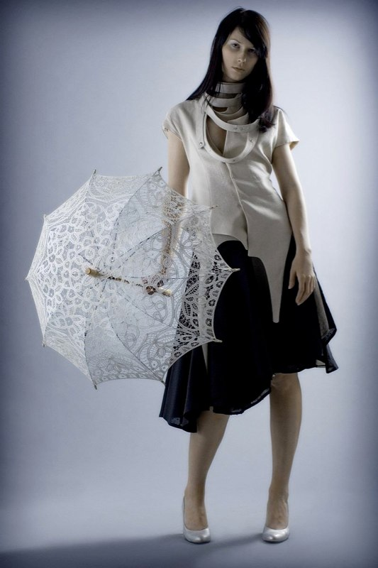 Alja Slemensek - Fashion Collection - Graduate - Umbrella