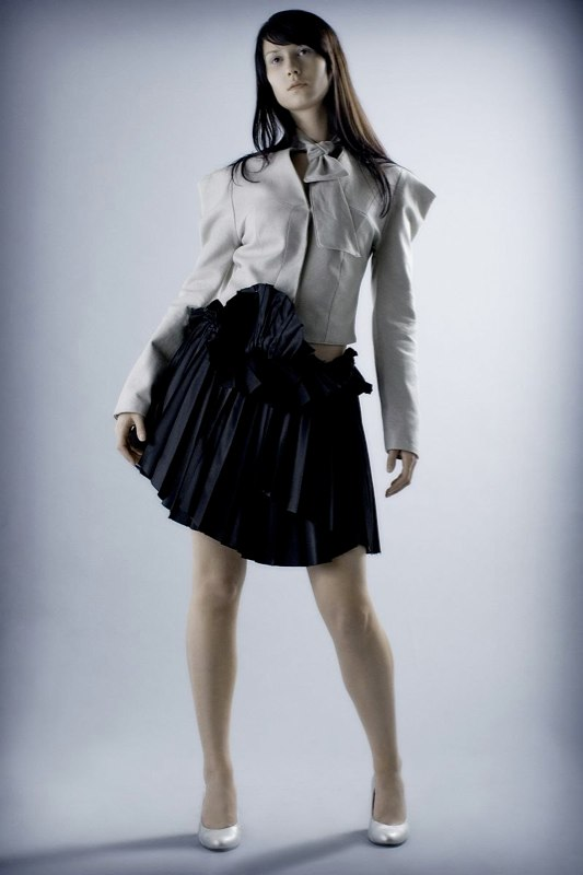 Alja Slemensek - Fashion Collection - Graduate - Jacket & Skirt