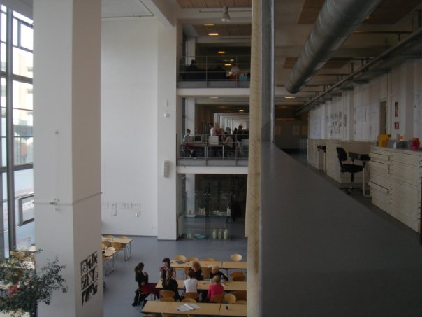 Alja Slemensek - My Story - Inside of Designskole Kolding
